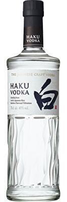 Haku Japanese Vodka 70cl