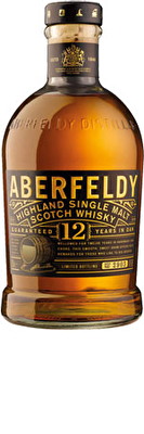 Aberfeldy 12 Year Old Whisky 70cl
