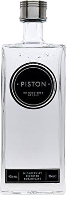 Piston Dry Gin 70cl