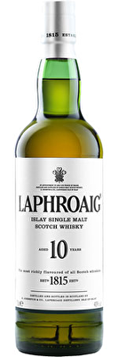 Laphroaig 10 year old Islay