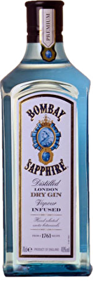 Bombay Sapphire London Gin 70cl