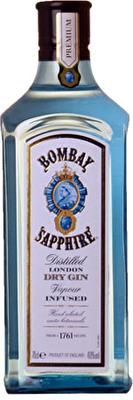Bombay Sapphire London Gin 70cl