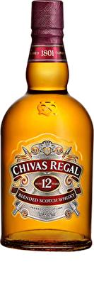 Chivas Regal 12 Year Old Scotch Whisky 70cl