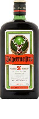 Jagermeister Liqueur 70cl