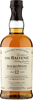 The Balvenie Double Wood 12 Year Old Speyside Whisky 70cl