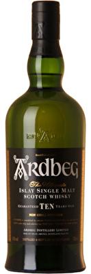 Ardbeg 10 Year Old, Single Islay Malt Whisky 70cl