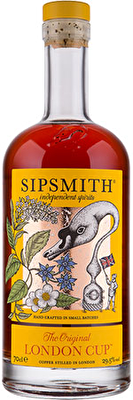 Sipsmith London Cup Dry Gin 70cl