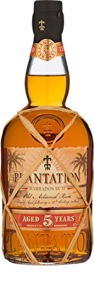 Plantation 5 Year Old Rum 70cl