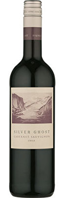Silver Ghost Cabernet Sauvignon 2020, Central Valley