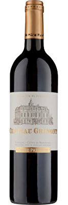 Château Grimont 'Cuvée Prestige' 2017/18, Cadillac Côtes de Bordeaux