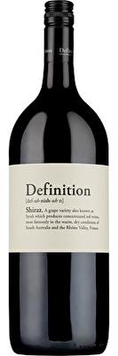 Definition Shiraz Magnum 2017, Langhorne Creek