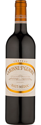 Château Caronne Ste-Gemme 2014 Haut-Médoc