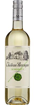 Château Recougne Blanc 2018, Bordeaux