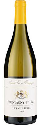 Cave des Vignerons de Buxy 'Les Millières' Montagny 1er Cru 2019