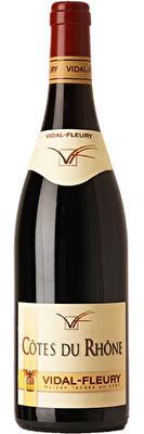 Côtes du Rhône 2017 Vidal-Fleury