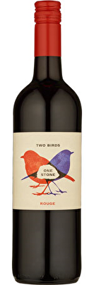 Two Birds One Stone Red