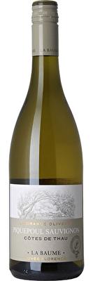 La Baume 'Cuvée Florence' Piquepoul Sauvignon Blanc 2019, Languedoc