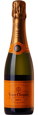 Veuve Clicquot NV Champagne Half Bottle