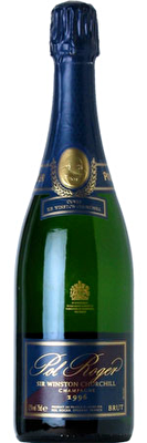Pol Roger 'Sir Winston Churchill' Champagne