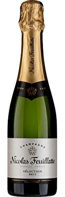 Nicolas Feuillatte Half Bottle NV Champagne