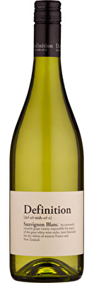 Definition Sauvignon Blanc 2019, Marlborough