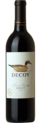 Duckhorn 'Decoy' Merlot 2018, Sonoma County