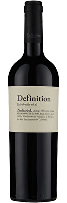 Definition Zinfandel 2018, Lodi