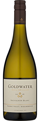Goldwater Marlborough Sauvignon Blanc 2020, Wairau Valley