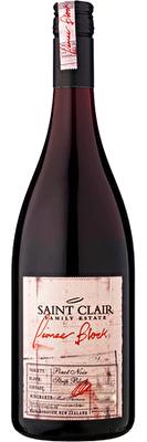 Saint Clair Pioneer Block Pinot Noir 2019, Marlborough