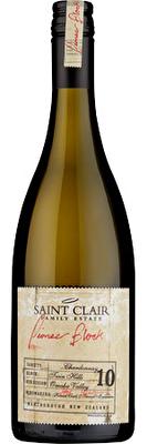 Saint Clair Pioneer Block Chardonnay 2019 Marlborough