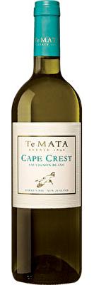 Te Mata Estate 'Cape Crest' Sauvignon Blanc 2018, Hawke's Bay