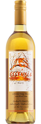 Essensia Orange Muscat 2016 Andrew Quady Half Bottle