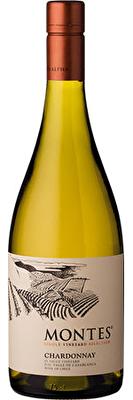 Montes Single Vineyard Chardonnay 2018