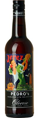 Pedro's Almacenista Selection Oloroso Sherry