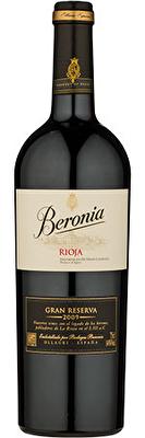 Beronia Rioja Gran Reserva 2012