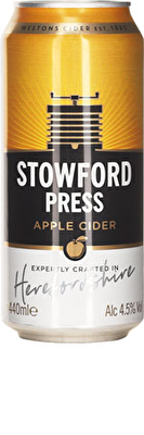 Stowford Press Cider 4.5% 10x440ml Cans