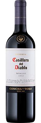 Casillero del Diablo Merlot 2018, Chile