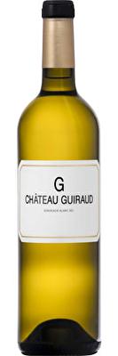 Château Guiraud 'G de Guiraud' Organic Sémillon/Sauvignon Blanc 2019, Bordeaux Blanc