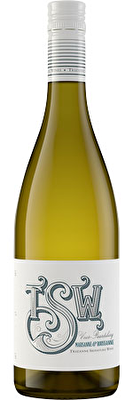 Trizanne Signature Wines 'TSW' Marsanne-Roussanne 2020, South Africa