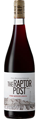 Fable Mountain 'The Raptor Post' Red 2017, South Africa