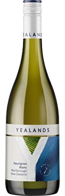 Yealands Sauvignon Blanc 2019/20, Marlborough
