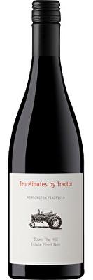 Ten Minutes by Tractor 'Down the Hill' Estate Pinot Noir 2017, Mornington Peninsula