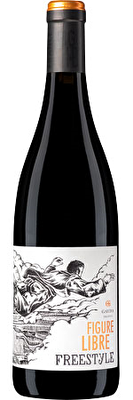 Figure Libre Freestyle Rouge 2018 Domaine Gayda, Pays d'Oc