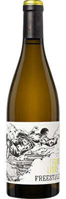 Figure Libre Freestyle Blanc 2018 Domaine Gayda, Pays d'Oc