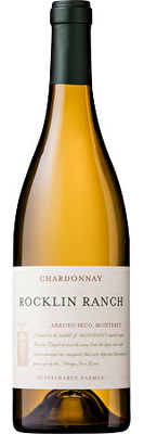 Scheid Family Wines 'Rocklin Ranch' Chardonnay 2017/18, Monterey