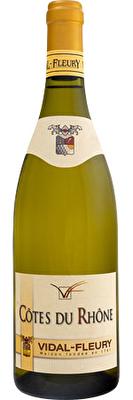 Côtes-du-Rhône Blanc 2019 Vidal Fleury, France