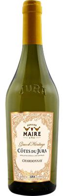 Domaine Maire 'Heritage' Chardonnay 2018, Côtes du Jura