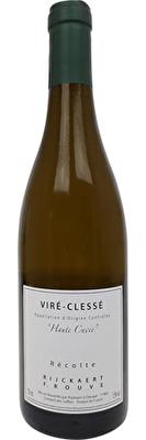 Viré-Clessé 'Haute Cuvée' 2019 Rijckaert F. Rouve, Burgundy