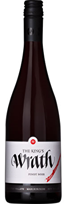 Marisco 'The King's Wrath' Pinot Noir 2017, Marlborough