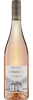 Thierry Delaunay 'Manoir' Rosé 2020, Touraine